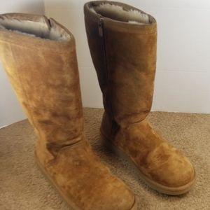 UGG Tall Zipper boots